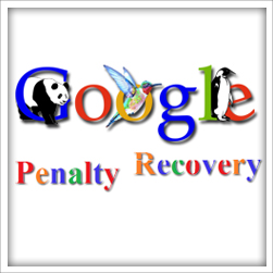 Recovering from a Google Penalty