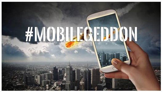 Why Googlegeddon Requires a Mobile Friendly Website