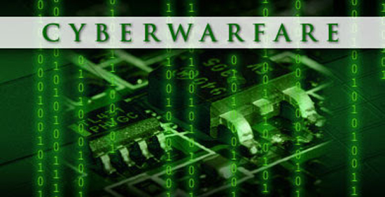 cyberwarfare