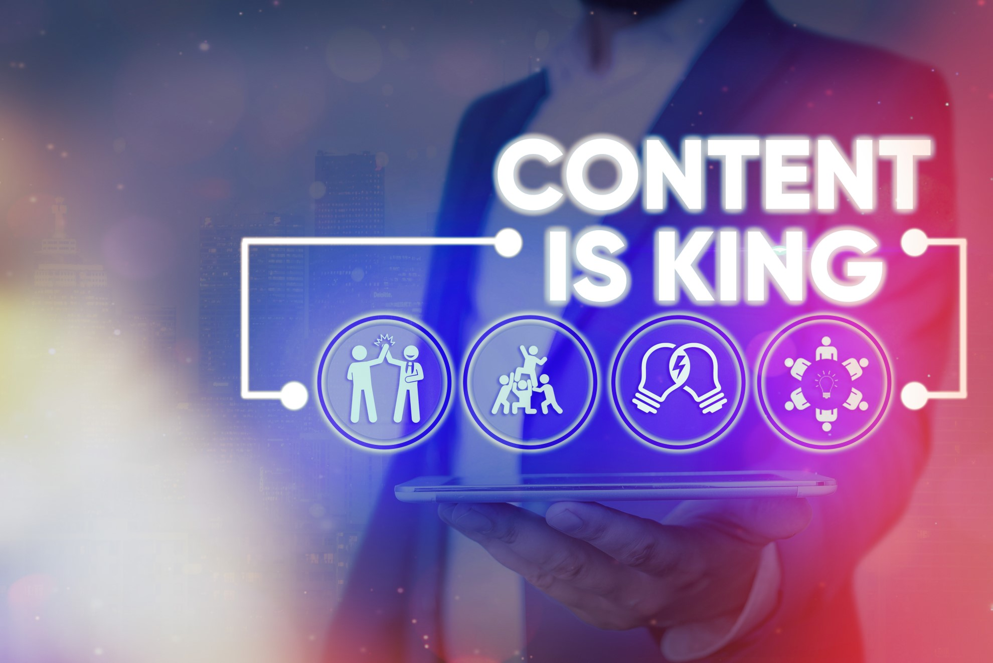 Ali Pourvasei, of LAD Solutions, was Recently Interviewed along with other SEO experts About His Thoughts on How to Produce Content that Creates Engagement and Attracts Backlinks.