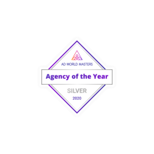 Agency of the Year by AD WORLD MASTERS