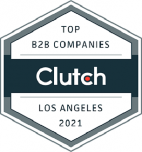 Top B2B Company in Los Angeles By Clutch