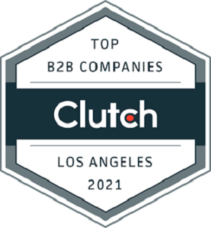 LAD Solutions Awarded as Top SEO Company in Los Angeles on Clutch